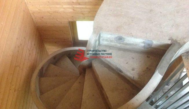 Фото лестницы из бетона