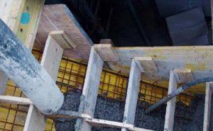 Заливка бетонной лестницы своими руками