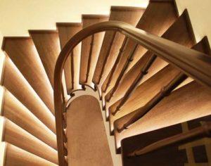 Отделка бетонной лестницы своими руками